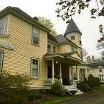 the Hawthorn Inn in Camden, Maine