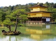 Kinkaku Temple, Kyoto, Japan