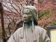Nene Statue, Arima, Japan