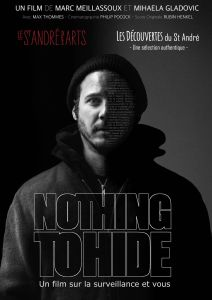 Vu – Nothing to hide – Mihaela Gladovic & Marc Meillassoux