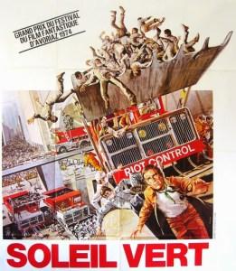 Vu – Soleil Vert – Richard Fleischer (1973)
