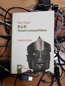 Lu – R.U.R. – Karel Čapek (Éditions de la différence)