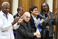 La Fundación Madera firmaron un convenio con la Fundación Musical Simón Bolívar