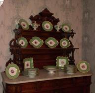 The Roosevelt china.
