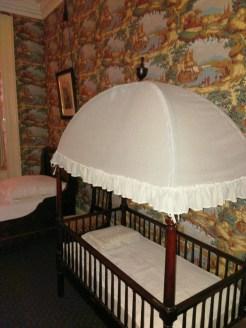 TR's crib.