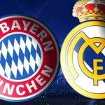 Bayern Munich, Real Madrid Logo
