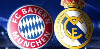 Bayern Munich, Real Madrid Logo