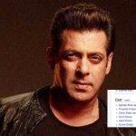 Salman Khan Wikipedia Page