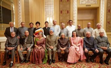 Entire Cast of The Accidental Prime Minister