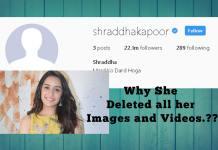 Cover Image Shraddha Kapoor