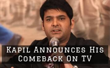 Kapil Sharma Comeback on TV