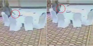 Pakistan Humiliated As Bureaucrat Caught On CCTV Stealing Kuwaiti Delegate's Wallet