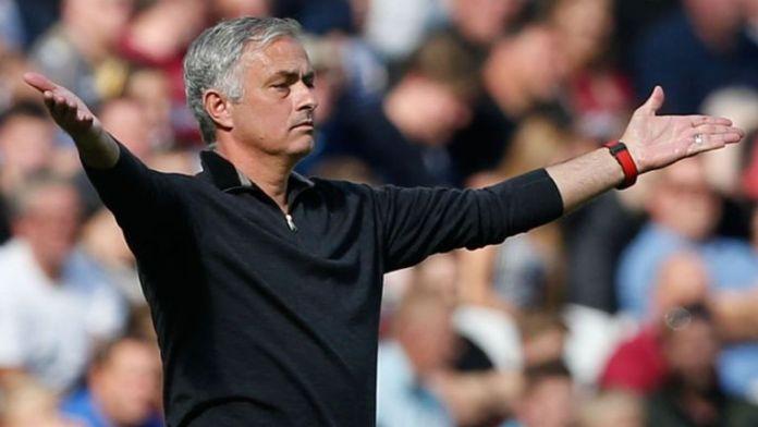Man Utd Manager Jose Mourinho be like after a comeback