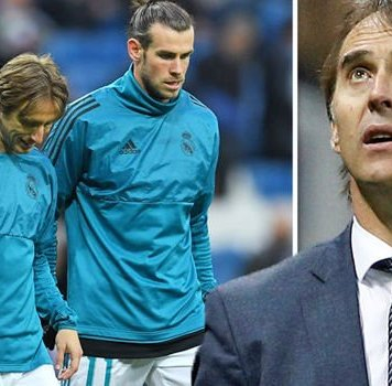 Real Madrid in crisis