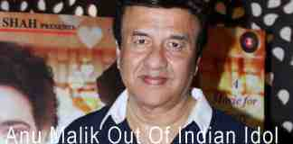 Anu Malik Name in #MeToo