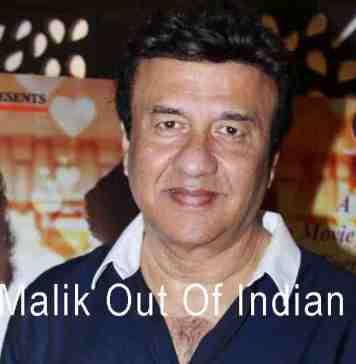 Anu Malik Name in #MeToo
