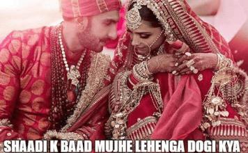 DeepVeer Wedding Meme