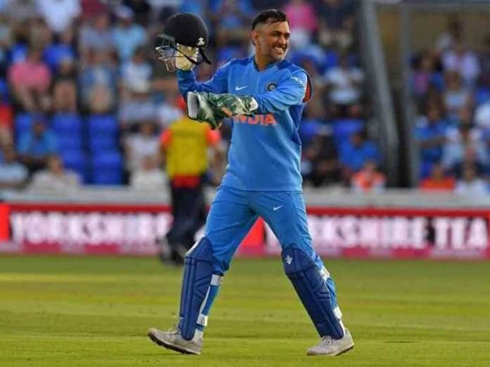 Dhoni Back In Indian Team