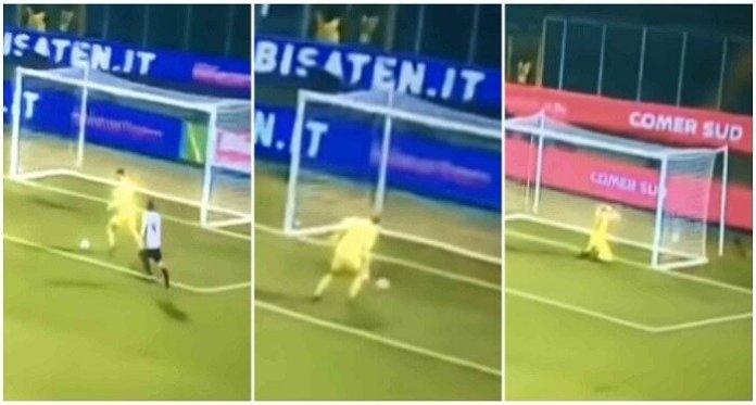 Filippo Perucchini Own Goal