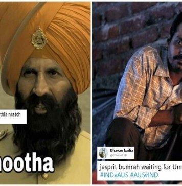 India vs Australia: Twitter Reactions