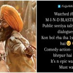 Twitter Reviews Kesari