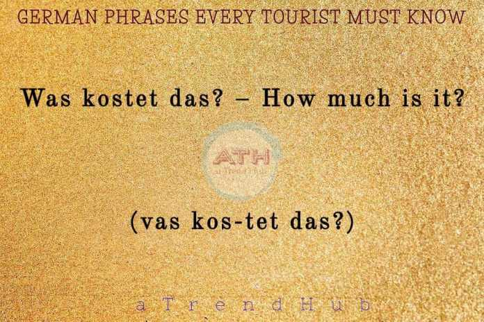 German Phrases and Words