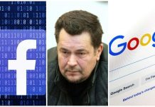 Facebook and Google fraud