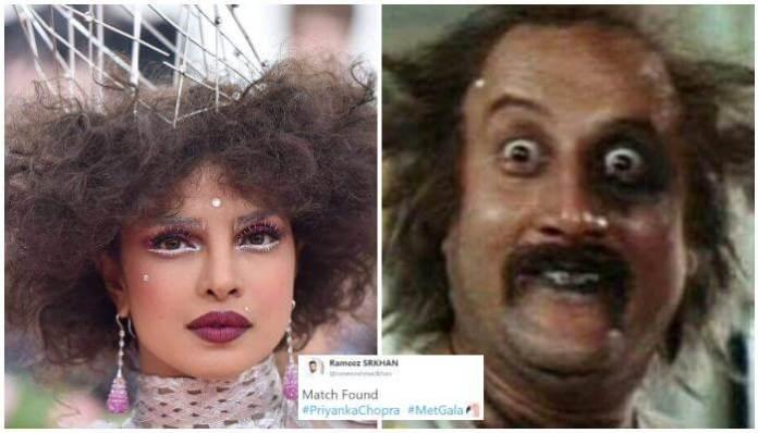 Priyanka Gala Met Gala Memes