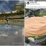 Ind vs Nz: Rain Memes