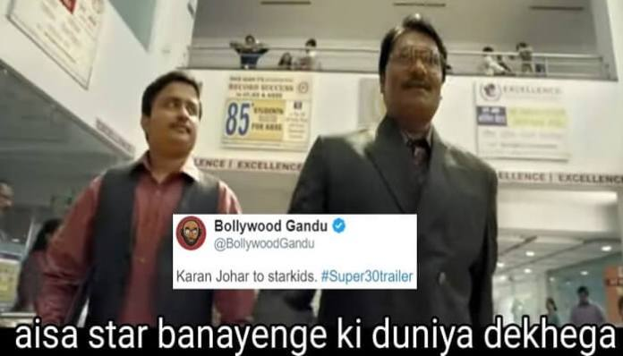Super 30: The Trailer And The Memes