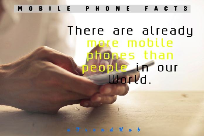 Shocking Mobile Phone Facts