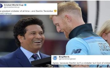 The greatest cricketer of all time - and Sachin Tendulkar