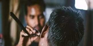 Barbers Boycott Man