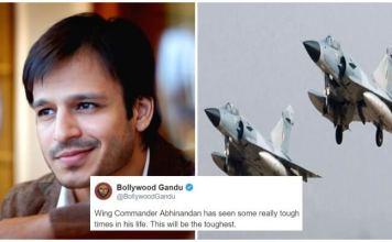 Vivek Oberoi to produce Balakot airstrike