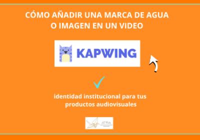 Cómo añadir una marca de agua o imagen en un video