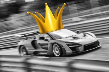 McLaren Senna: King of the road?