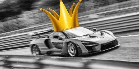 McLaren Senna: King of the road?