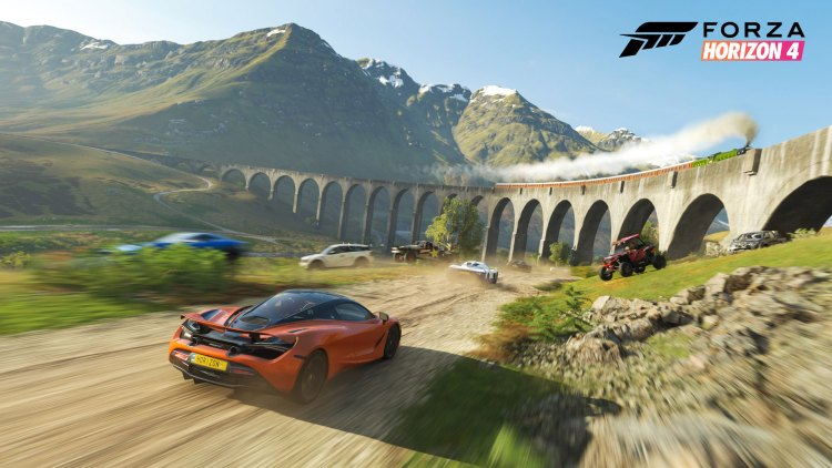 The Ultimate Forza Horizon 4 Guide: How to Make Money Fast and More
