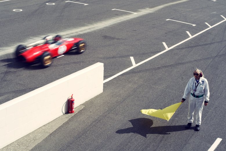 Goodwood Revival 2018: Not the Chequered Flag