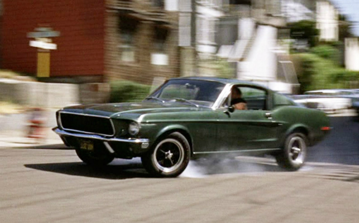 1968 Ford Mustang 390 Gt 2 2 Fastback >> Bullitt Time A Brief History Of The Legendary Ford Mustang