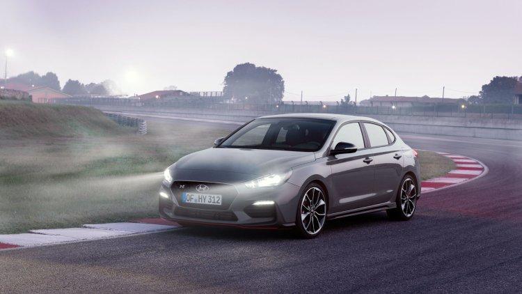 Hyundai i30 N Performance Fastback