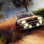 DiRT Rally 2 review: Renault 5 Turbo drifting