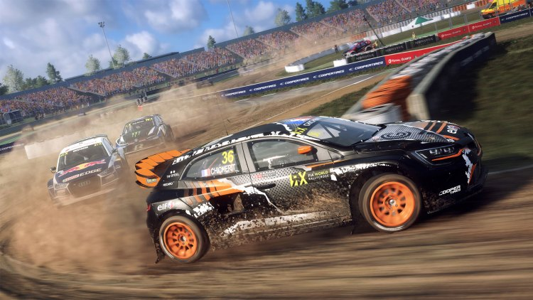 Dirt Rally 2.0 review: Rallycross action can be the most hectic