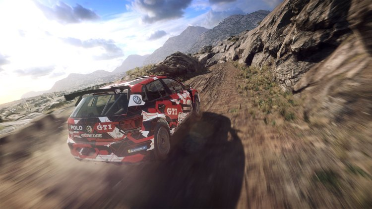 Dirt Rally 2.0 review: Narrow stages in Argentina in the VW Polo