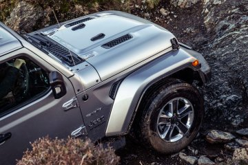 Jeep Wrangler 2019 review: Cruising up a rocky road (not the cake)