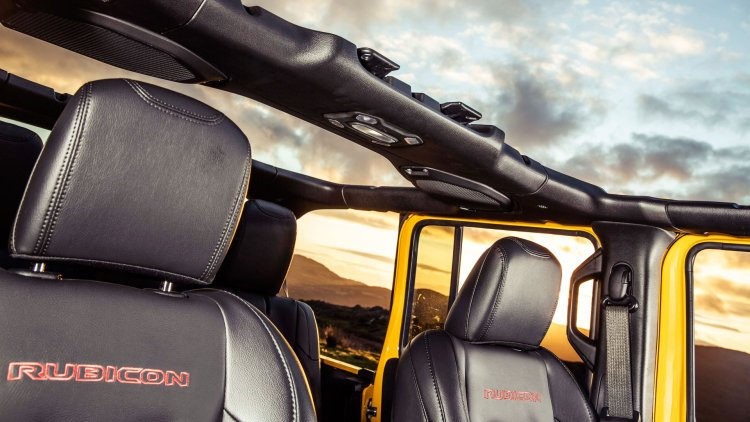 Jeep Wrangler 2019 review: Removable roof