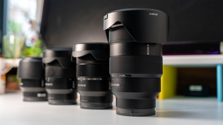 Best Sony lens for the Alpha cameras