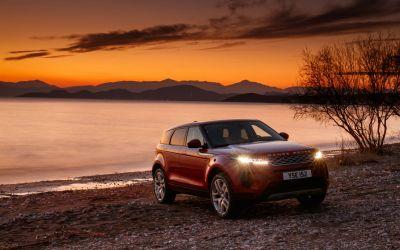 Range Rover Evoque 2019 review: Greek sunset