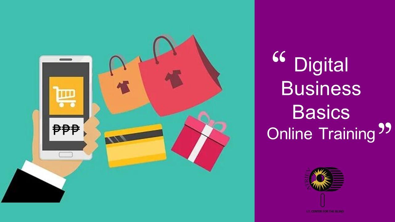 Digital Business Basics Training