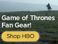 Game of Thrones fan gear - Shop HBO